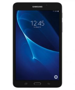 "Samsung Galaxy Tab A6 T280 7.0"" Wi-Fi Black And White"