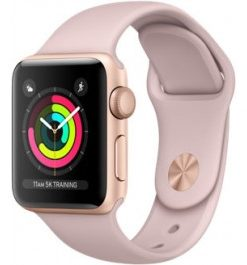 Apple Watch Series3 42mm Gold