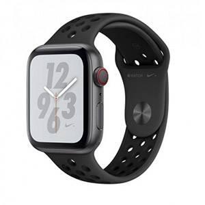 Mamá Amoroso ajo  apple iwatch nike Series 4 44mm MTXE2 Cellular Black Nike Sport Loop